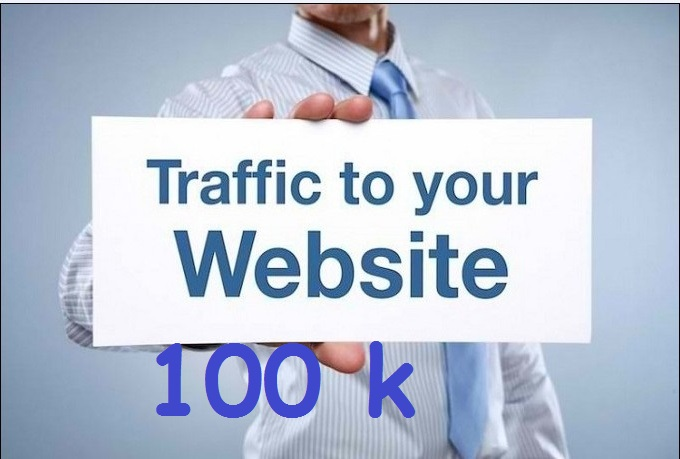 100k traffic visitors true and human traffic for your website in 1 day
