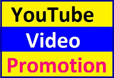 YouTube Video Marketing & Social Media Promotion Instant Start