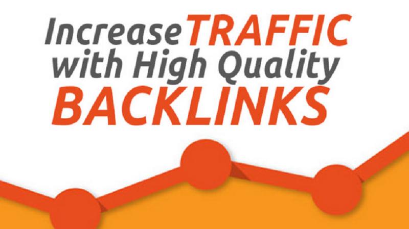 50 Mix SEO Backlinks On High DA PA TC CF websites