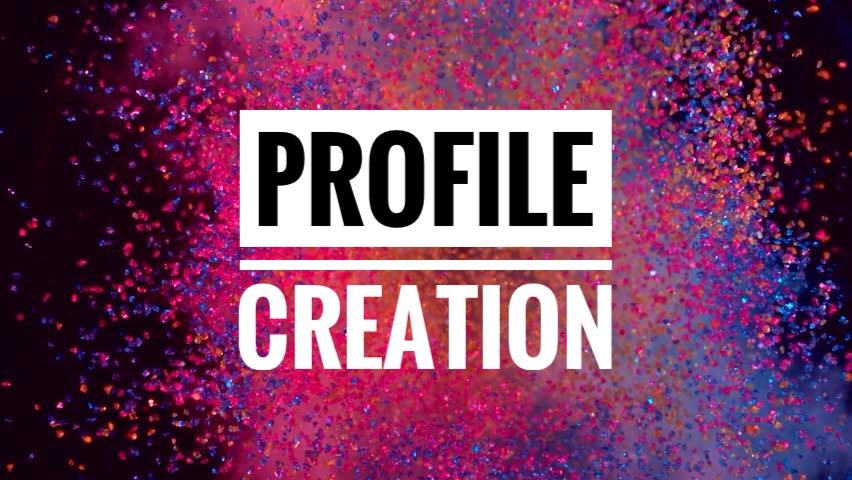 Provide You High Quality Profile Creation Backlinks