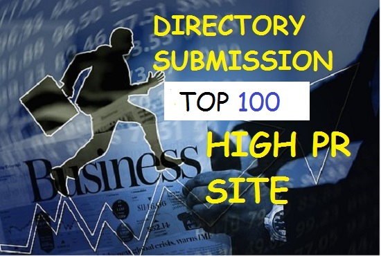 Build 100 directory submission for your site