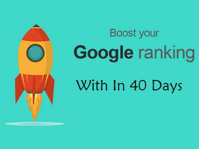 Boost Your Website Ranking With In 40 Days