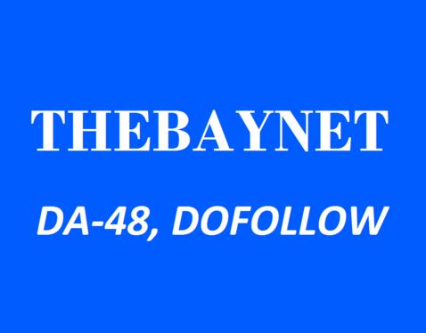write and publish a dofollow guest post on Thebaynet.com