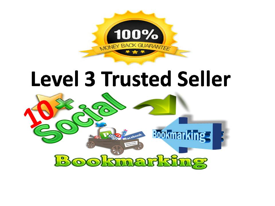 10 High Quality Social Bookmarking for your Site