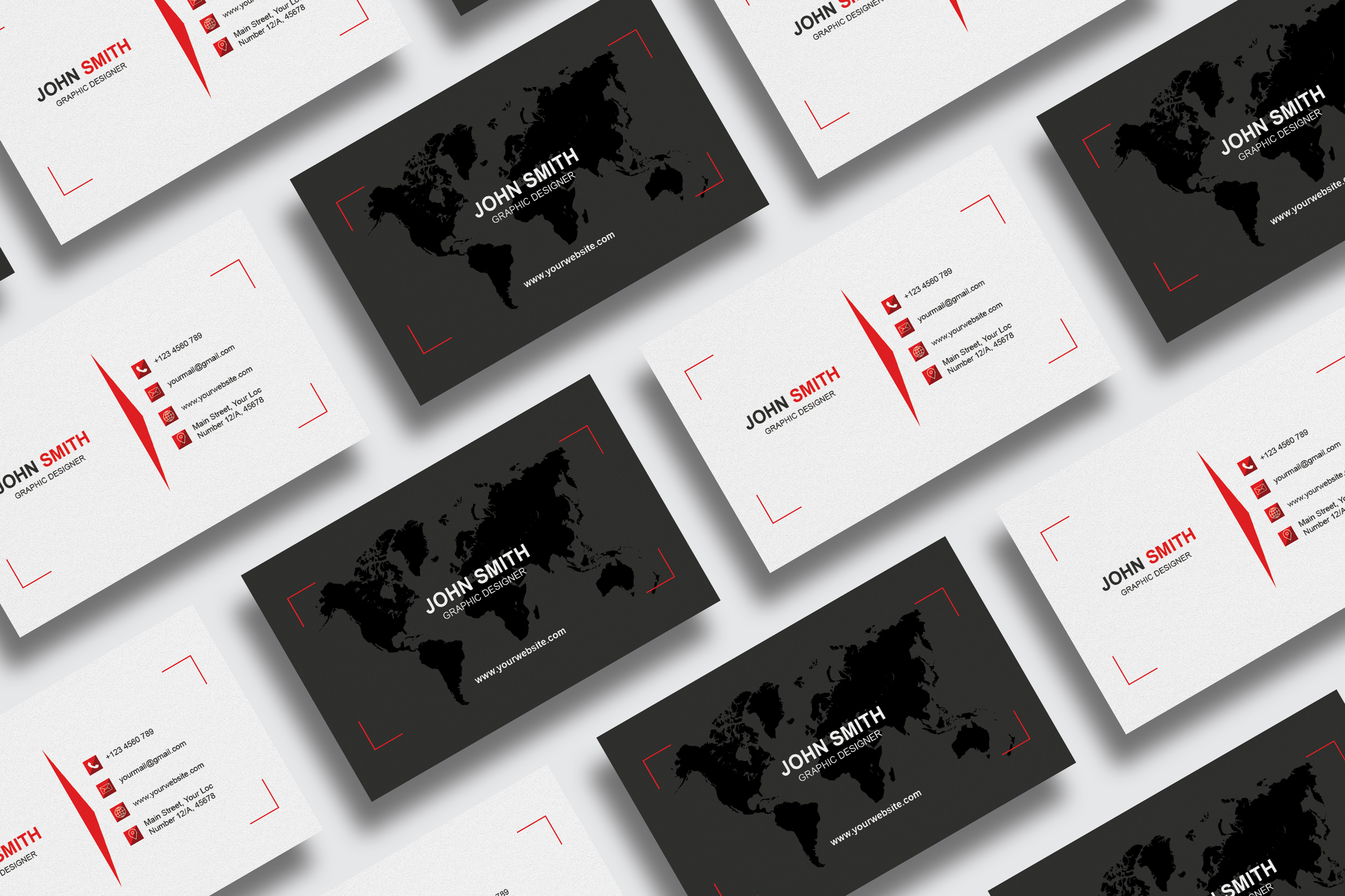 Creative Business Card for your business