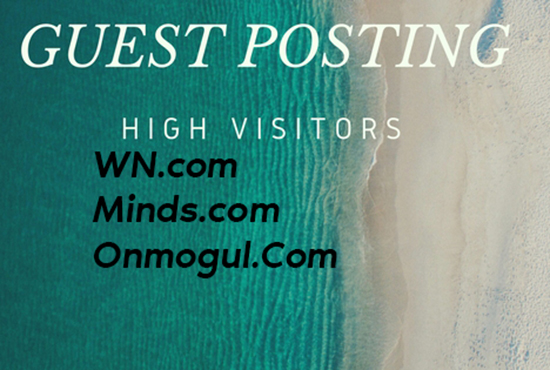 Post Your Articles To WN.com,Minds.com and Onmogul.com