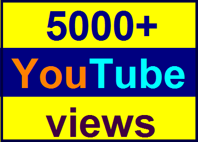 Super fast 5000-6000 High Quality Vie'ws Non Drop Refill Guaranteed Instant Start
