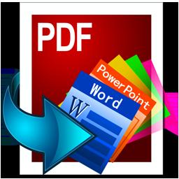 convertisseur 5 pdf word and excel, powerpoint, jpg just 5
