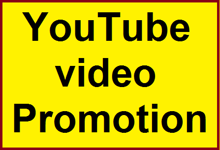 YouTube Video Marketing social Media Promotion Instant Start