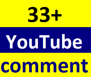 32+Youtube custom comments+32 subscriber extra bonus instant start