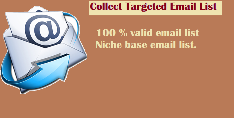 Collect Targeted Email List