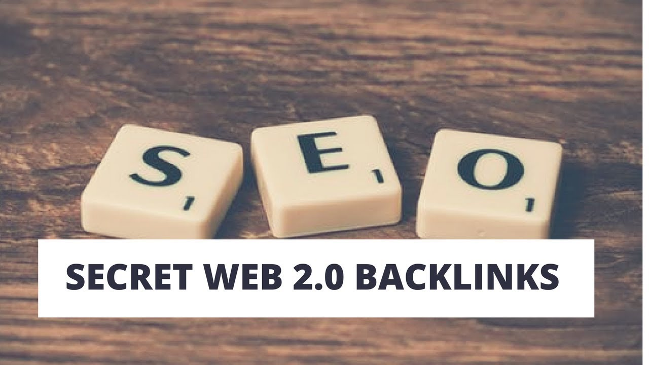 Create 20 High Quality WEB2.0 Backlinks to rank your website in Google