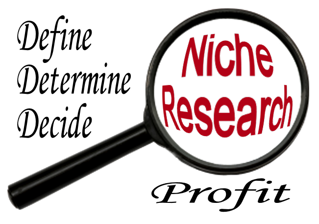20 Highly Professional Niche Research