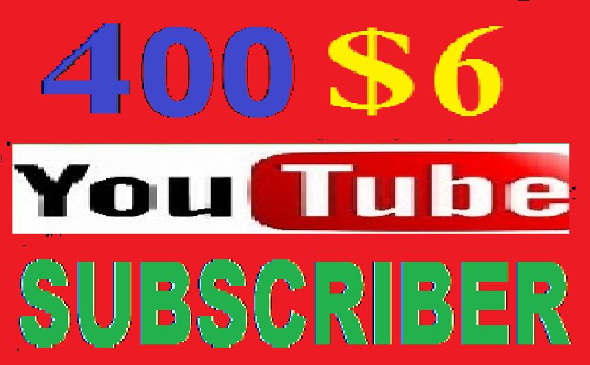 Bonus 400 YouTube Channel subscribe UK--USA Worldwide Country