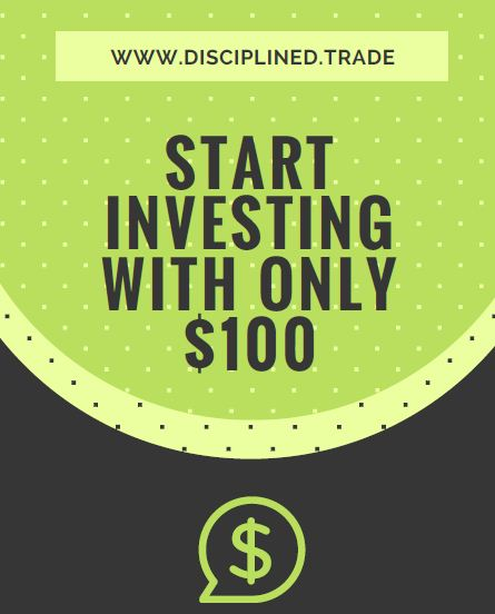 Start Investing With $100  Ebook