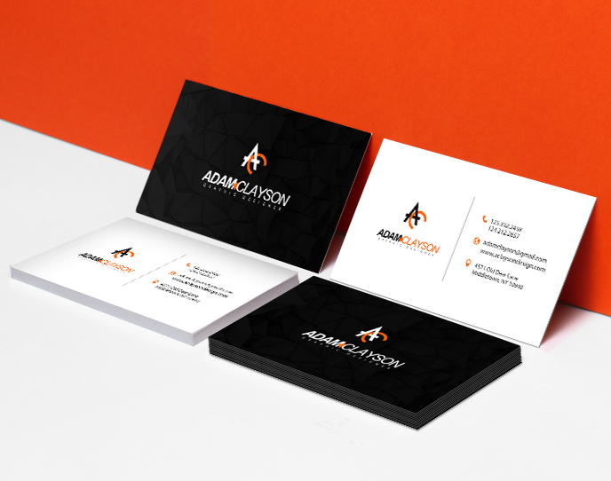 Professional Business Card Design In 24hrs