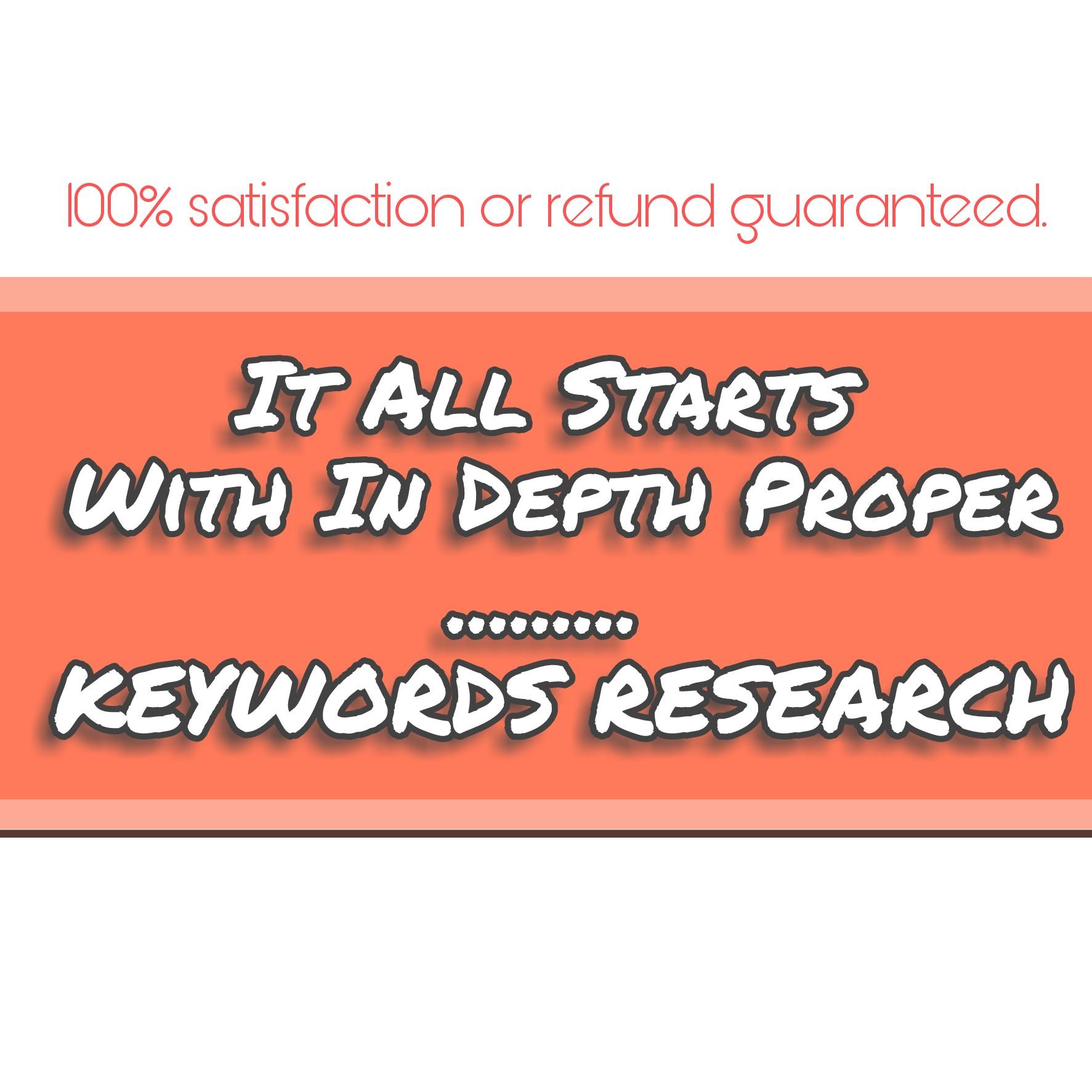 10+10 20 best highly profitable,  easily rank-able long-tail keywords