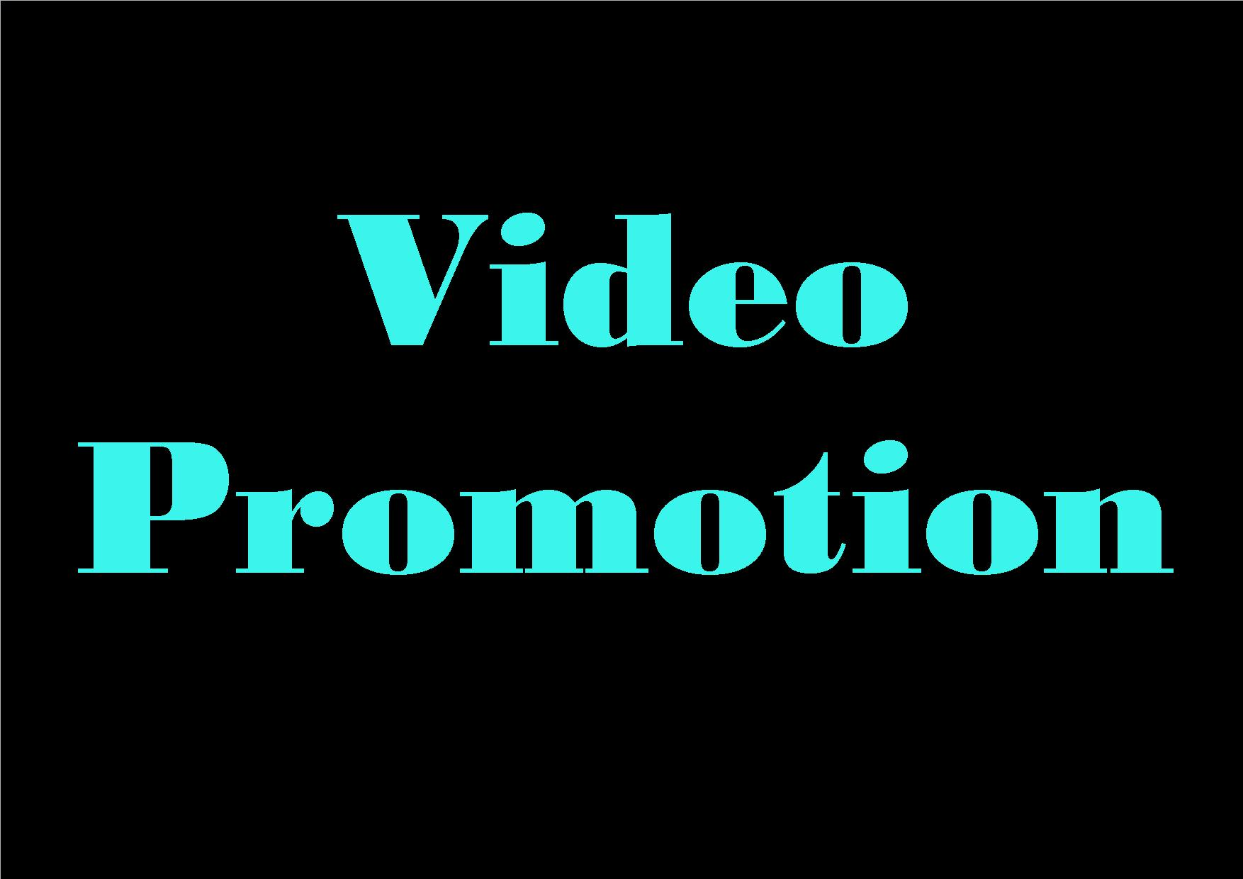 3000+ High Retention Video Promotion