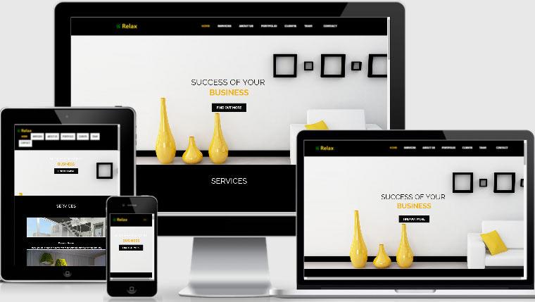 design website with hosting unlimited