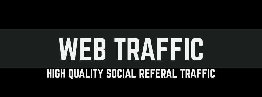 High Quality Traffic To Your E-Commerce Website