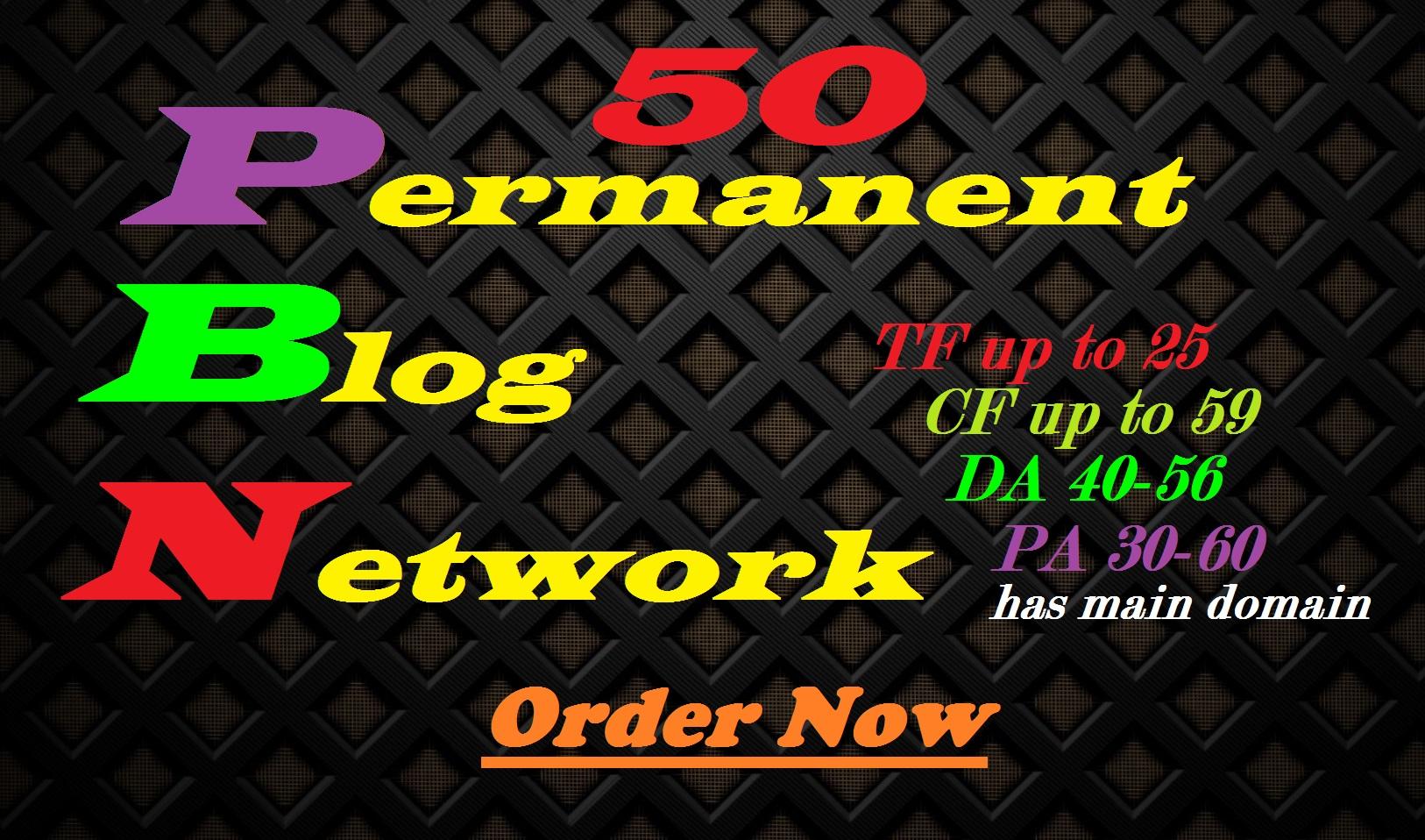 Do 50 Permanent Pbn Blog Post