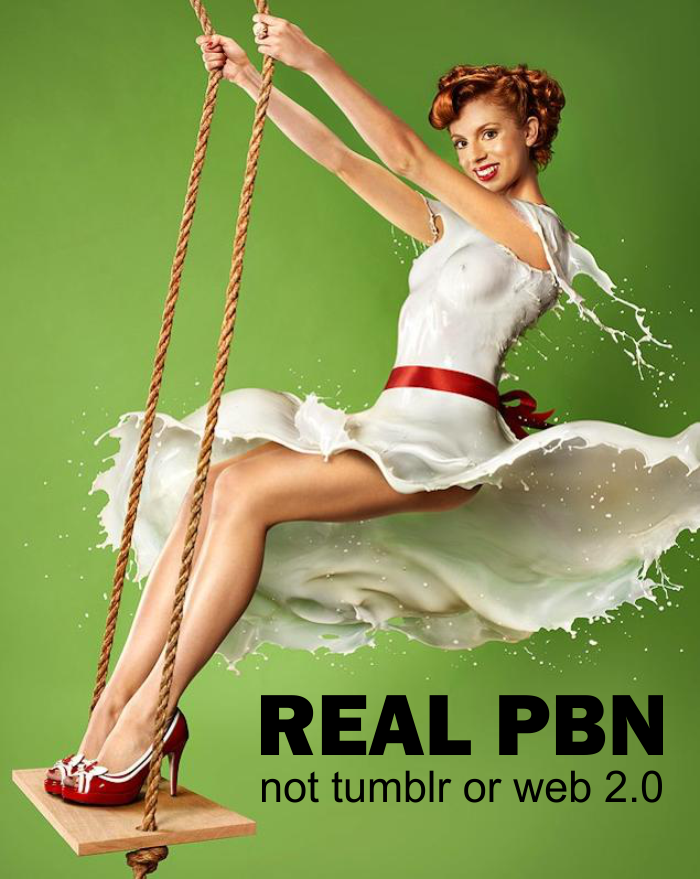 PBN - 10 Real Private Blog Network Rank on Google - Money Back Guarantee