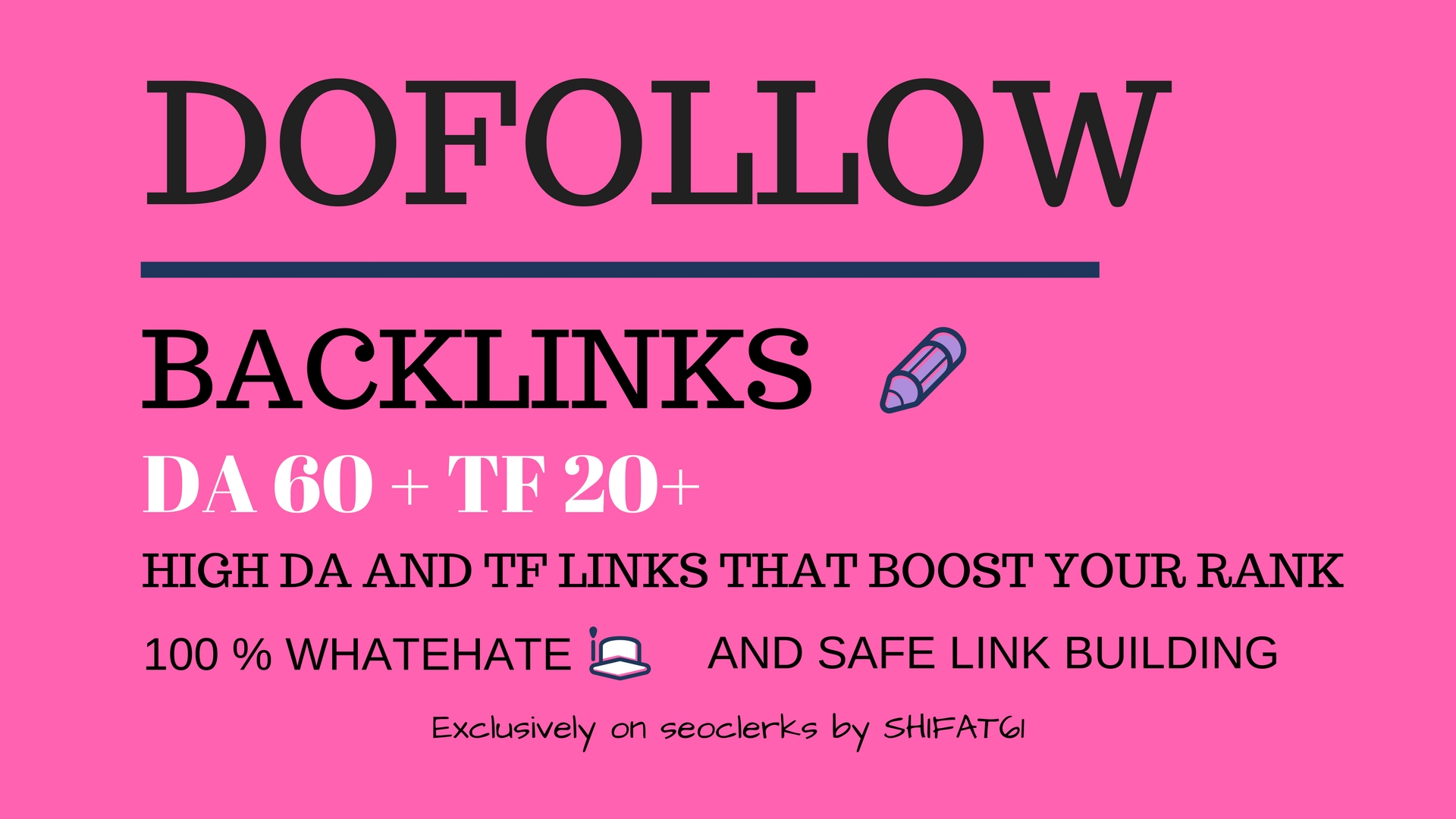 60 Dofollow SEO Backlinks, Boost Your Google Ranking