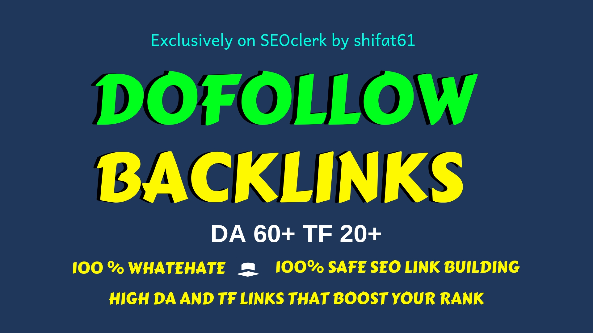 55 Dofollow SEO Backlinks, Boost Your Google Ranking
