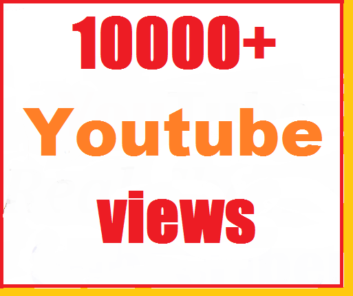 instant start 10000 to 12000 Youtube views non drop  24-36 hours complete
