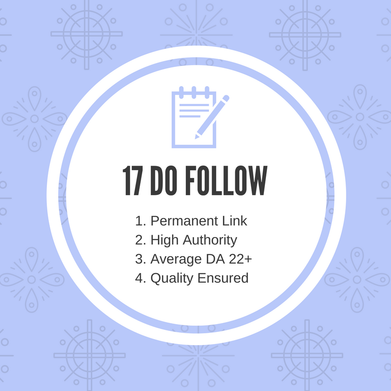 Guest Post To 10--Sites Average DA 22+ Do Follow Links Gurranted-- Site Urls and Samples In Details
