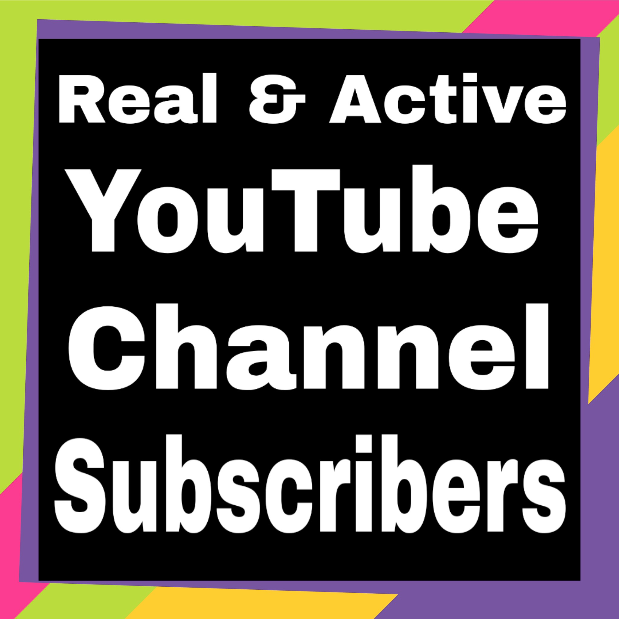 YouTube Promotion via real users active and permanent very fast only