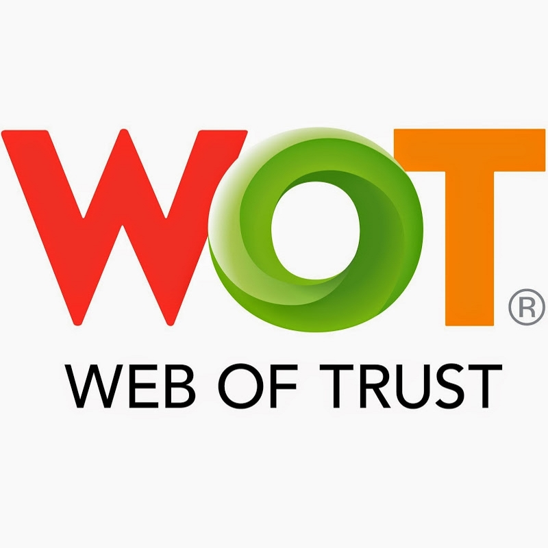 Raise the reputation of your site in the web of trust wot / mywot