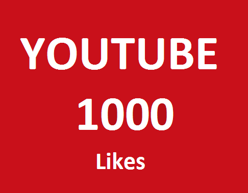 Get 1000 YT Likes - Instant and Safe