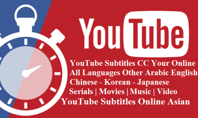 YouTube Subtitles Get Official + Online Network Languages Other