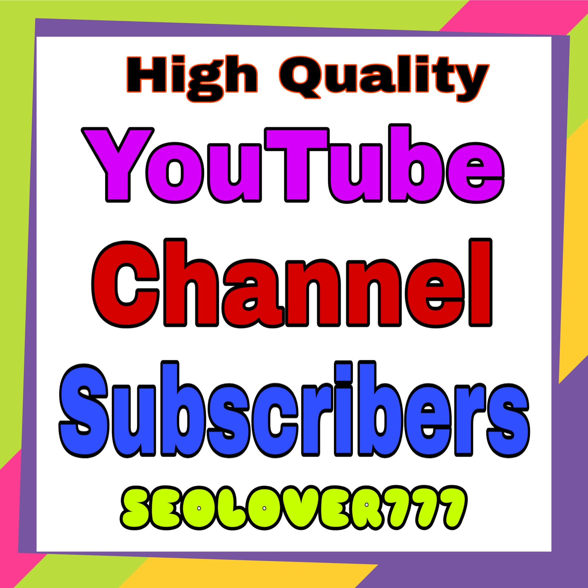 YouTube Organic Promotion Via Real Users non drop & guaranteed Only