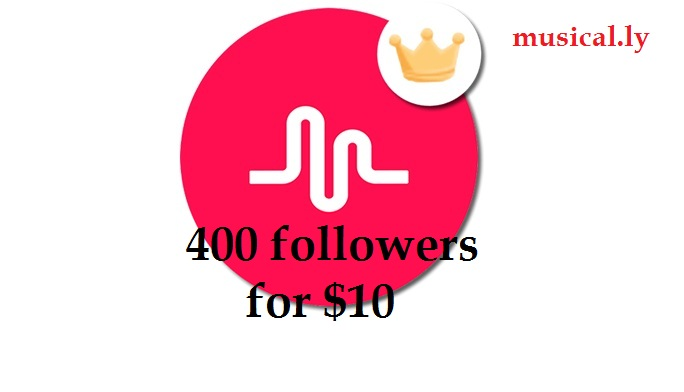 Greatest 400 Musical.ly Followers Will be Added to Your Account Just