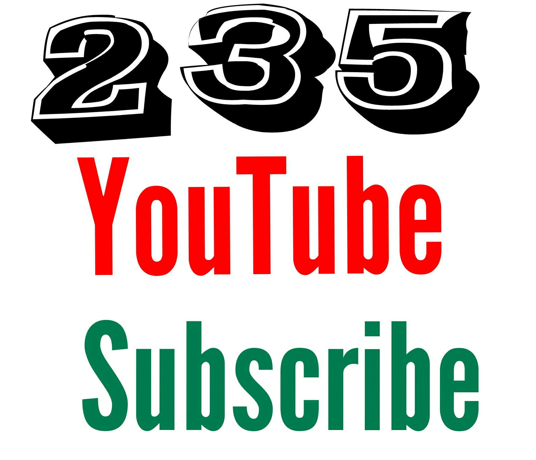 235+ Youtube non drop Subscribe super fast delivery 1-6 hours only for