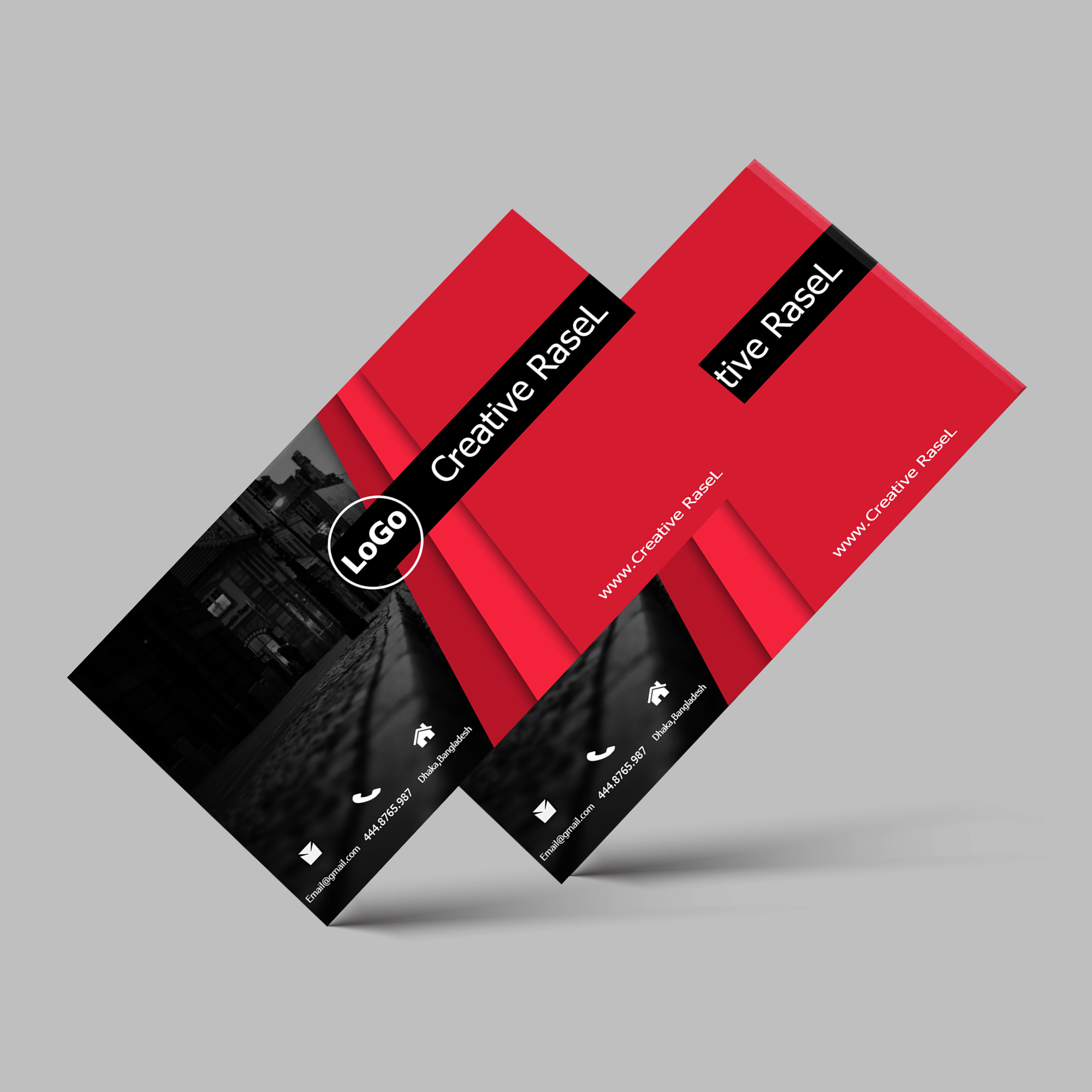 Do amazing Business Card Design