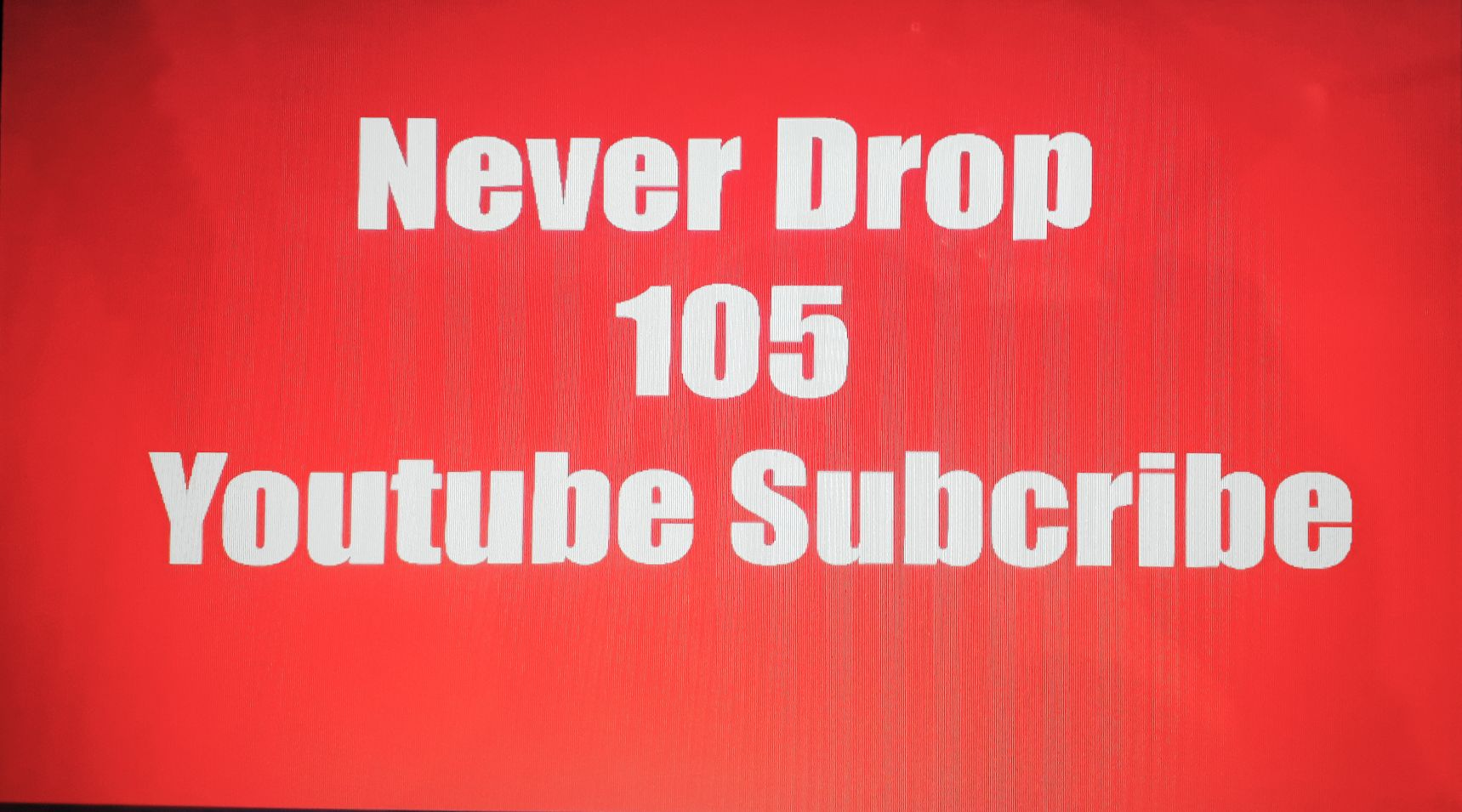Instrant 105+ Real youtube subcribe on your channel 12 hours delivery Never Drop