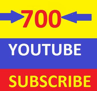 Non Drop 700+ YouTube ss.ubscribers