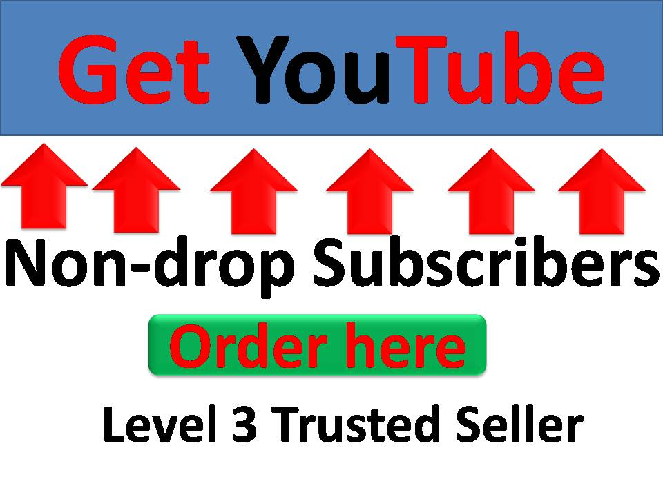 105 Real Subscribers  for your YouTube Channel with Very fast