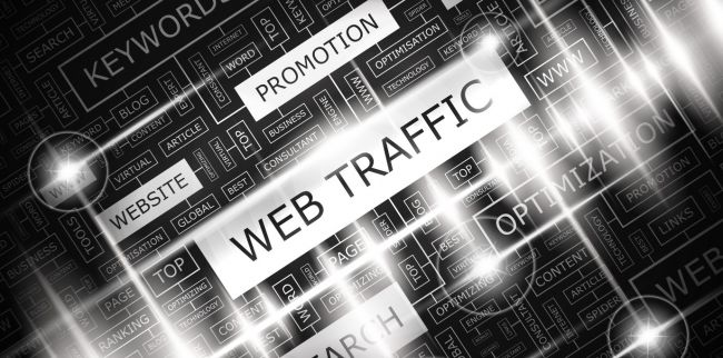 Give Guaranteed  UNLIMITED TRAFFIC For 6 months