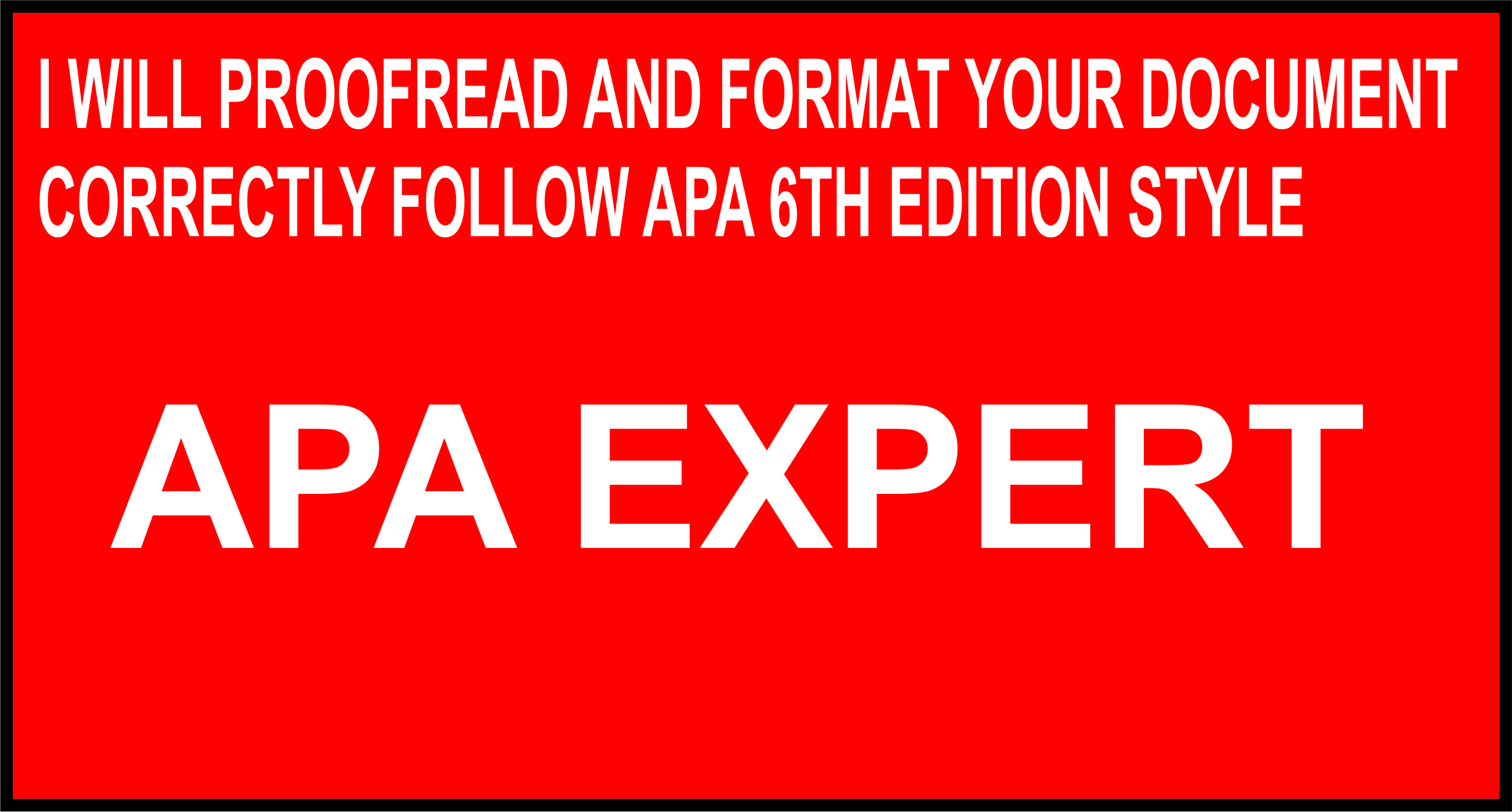 Format Your Documents In Apa Style Professionally