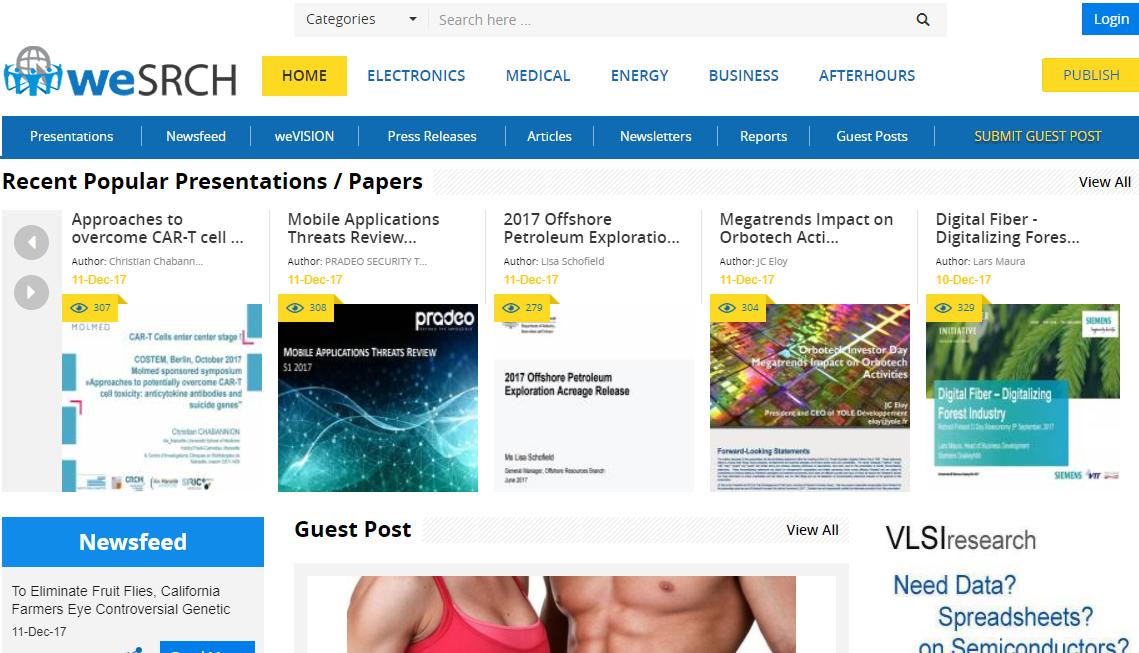 SEO Content Marketing Guest Post on Business Niche DA...