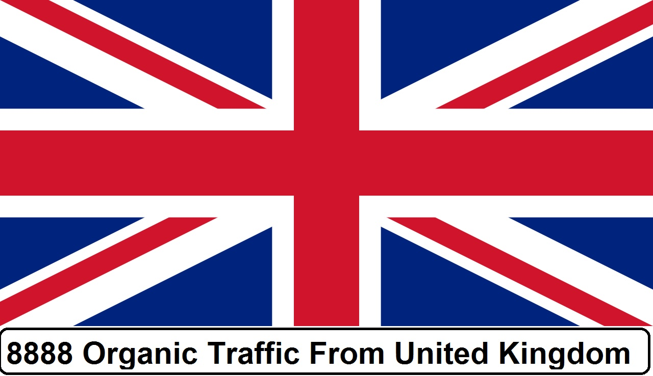 (Special Offer) More than 9999 Real Organic Traffic from UK , USA