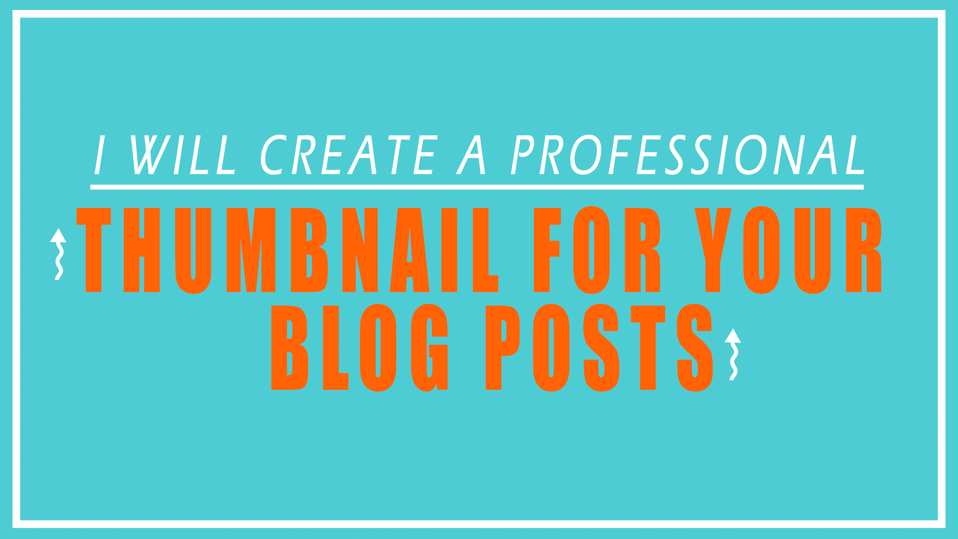 Create High Quality Thumbnails For Your Blog Posts