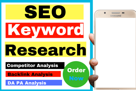 Do Local SEO Keyword Research