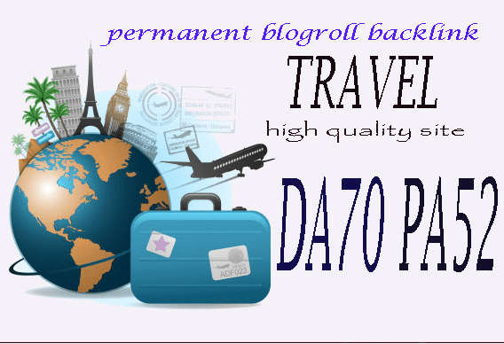 give-your-backlink-on-da70x6-travel-blogroll-permanent