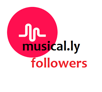 Get 200 followers to Your Musical. ly account