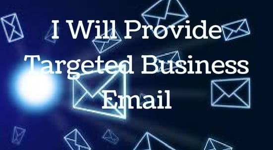 Provide Targeted Business Email